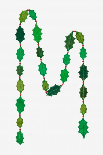 Holly Garland - pattern