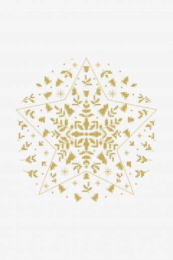 Christmas Star - pattern