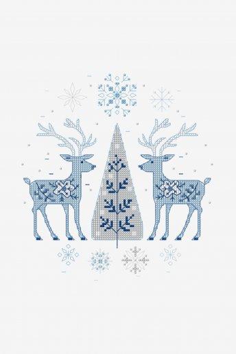 Christmas Tale - pattern