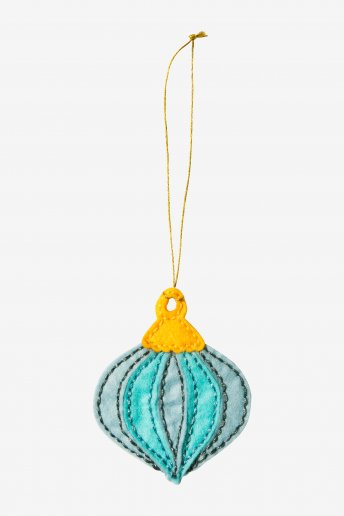 Bauble Tree Decoration - pattern