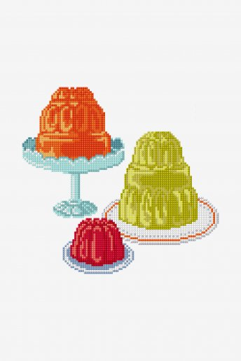 Jiggling Jelly - pattern