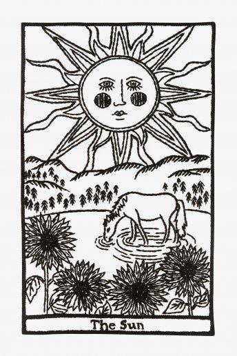 Il sole - SCHEMA GRATUITO