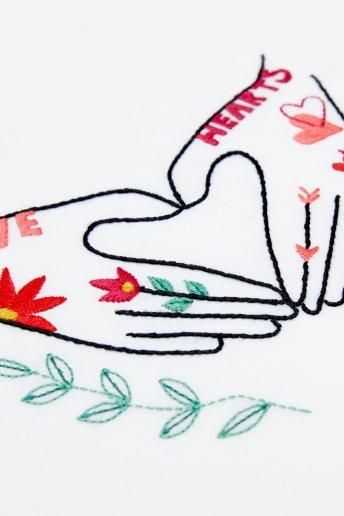 Love Hands - SCHEMA GRATUITO