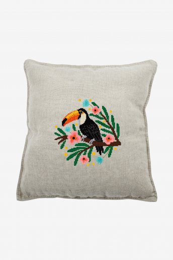 Toucan - pattern