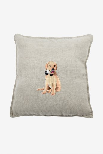 Golden Retriever - pattern