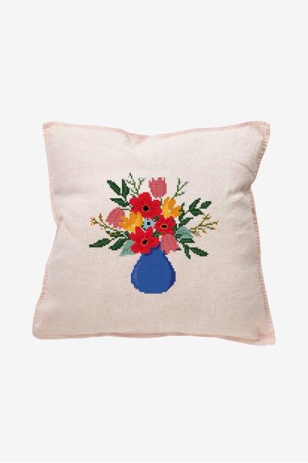 Bright Bouquet - pattern