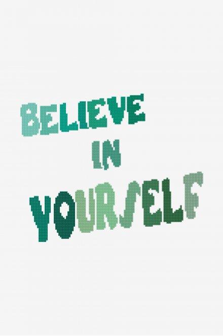 Believe in Yourself - pattern