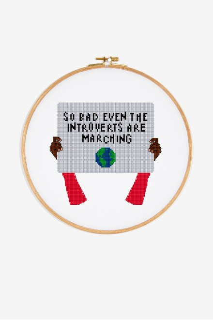Even the Introverts - Pattern