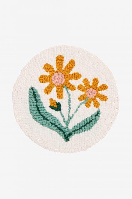 Golden Rudbeckia - pattern