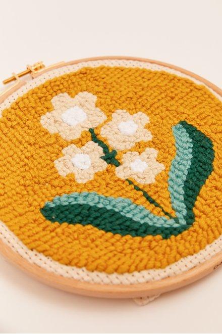 Anémona de primavera - patrón