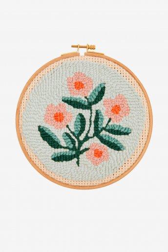 Brume d'été - Punch Needle - motif loisirs créatifs