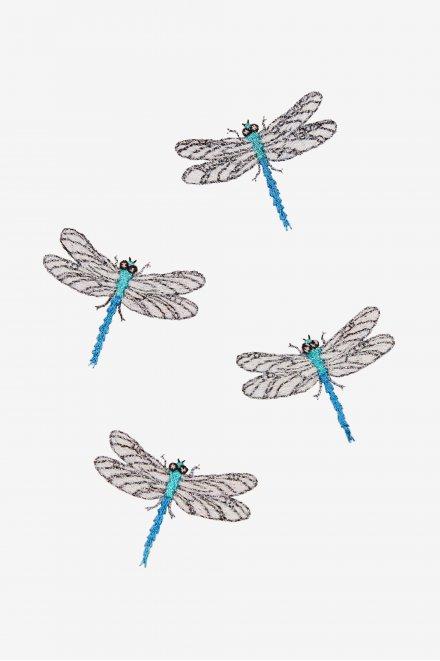 Dragonflies - Pattern