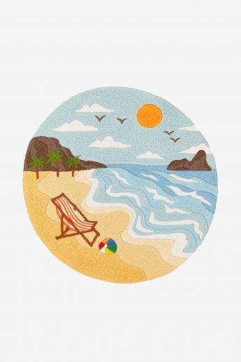 Praia - Desenho