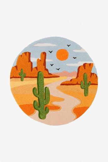 Desert Canyon - Desenho