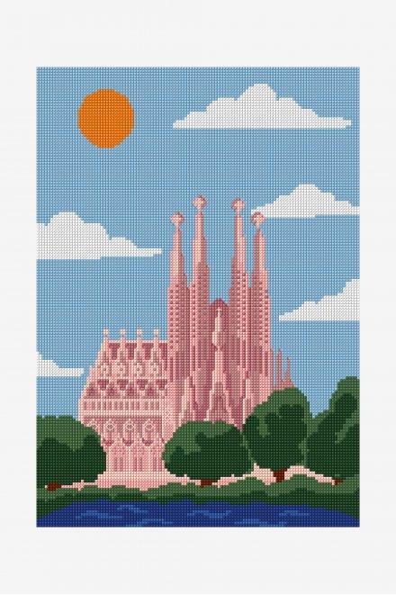 Barcelona - Pattern