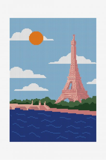 Paris - Pattern