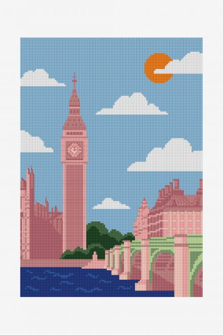 London - Pattern