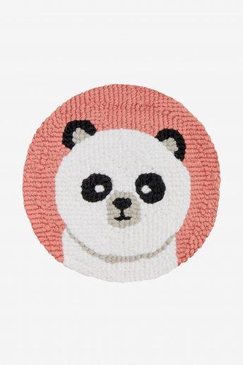 Panda - Punch Needle