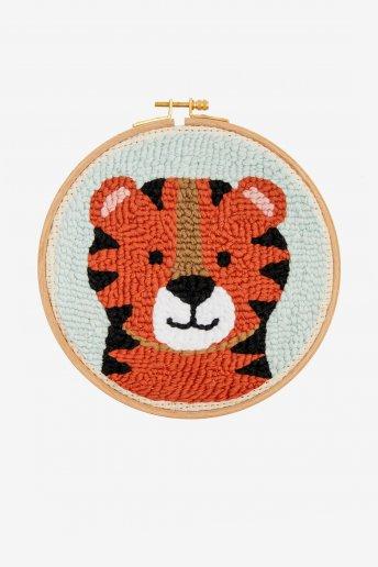 Tigre - Punch Needle