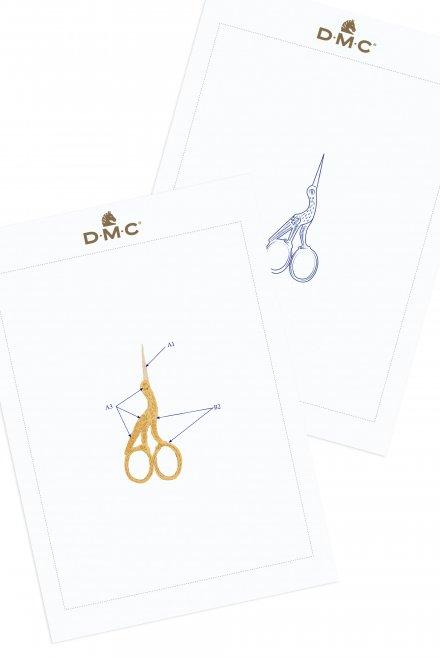 Stalk Scissors - pattern