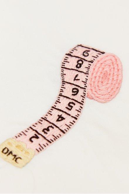 Tape Measure - pattern