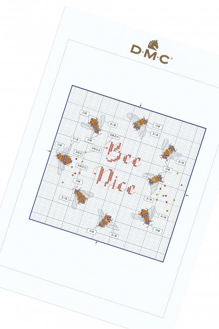 Bee Nice - Pattern