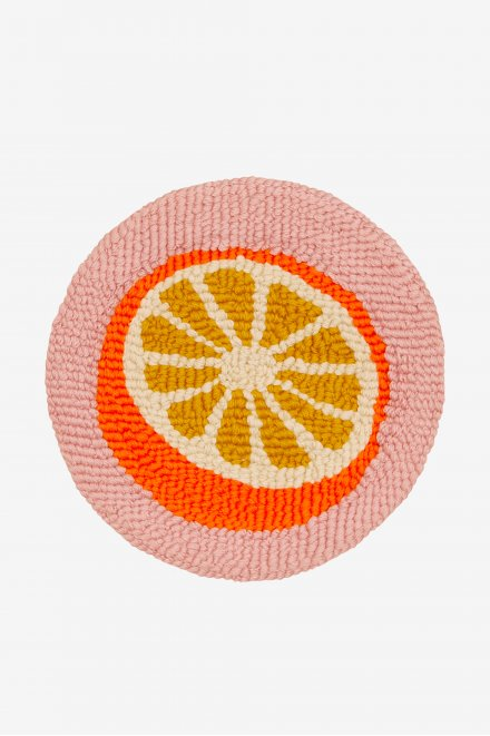 Orange - Pattern