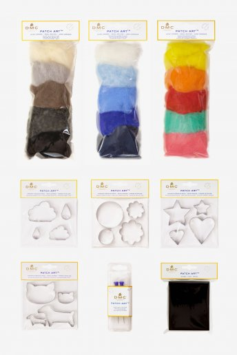 Felting Craft Bundle