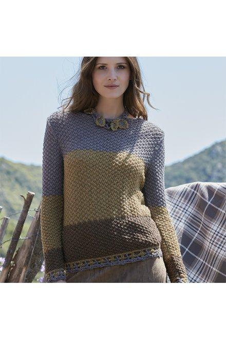 Modèle tricot pull perth
