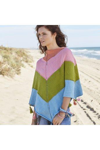 Modèle tricot pilsa chèche