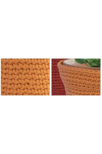 Modello crochet Coprivaso