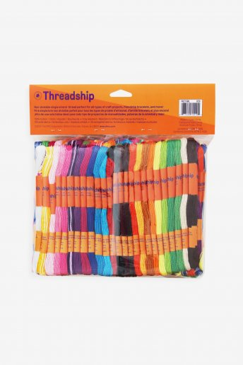 Pack of 150 non-divisble skeins