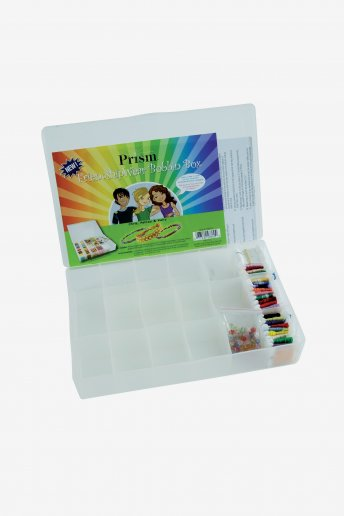 Prism Bobbin Box