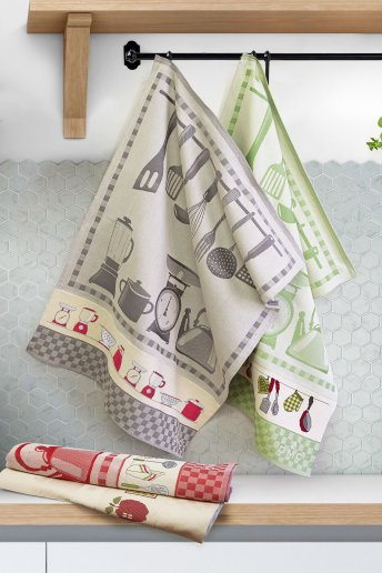 ACCESSORIES PATTERN STITCHABLE TOWEL