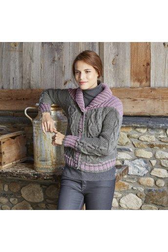 Modelo tricot scarlett