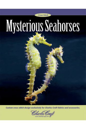 Seahorse Cross Stitch Leaflet
