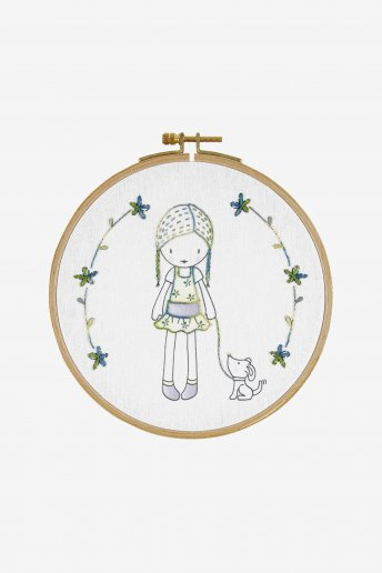 My Dog Junior Embroidery Kit