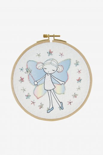 Fairy Junior Embroidery Kit