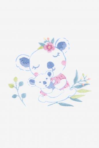 Lola der Koala - Stickset