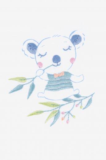 Mia der Koala - Stickset