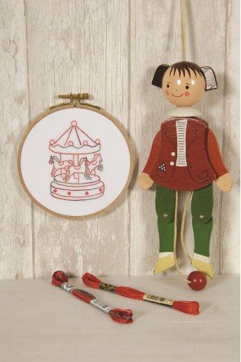 Mini kit carrousel fil coloris