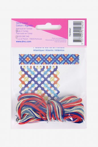 "Beginner Friendship Bracelet Kit ""Atlantic"""