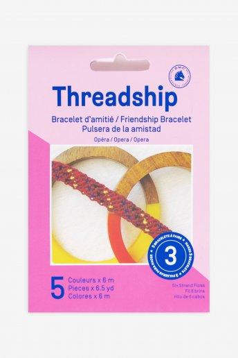 Kit débutant bracelets brésiliens