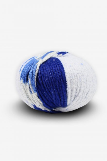 DMC Top This!® Blue & White Football Hat