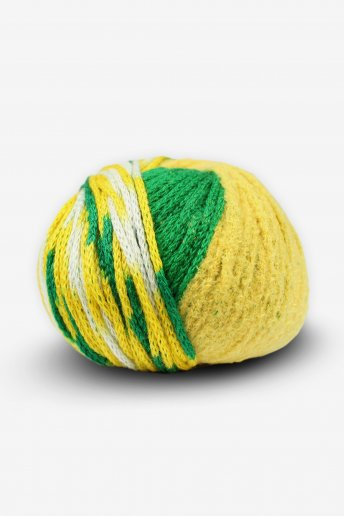 DMC Top This!® Green & Gold Football Hat