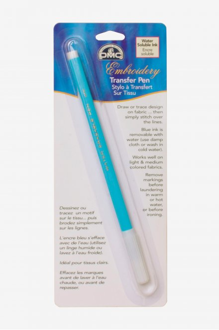 Embroidery transfer pen