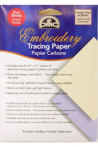 DMC Embroidery Transfer Paper