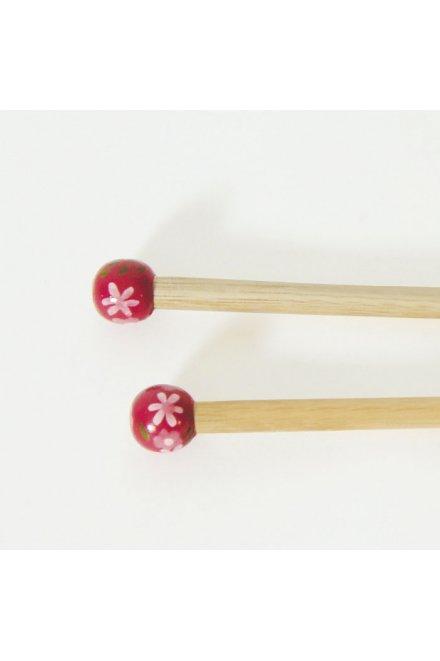 ハンドメイドバンブー棒針 U1754