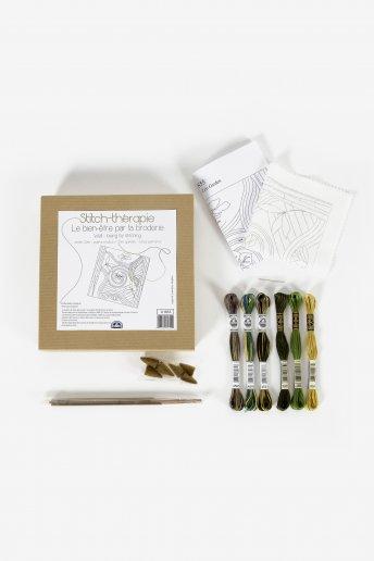Zen Garden Stitch Therapy Kit