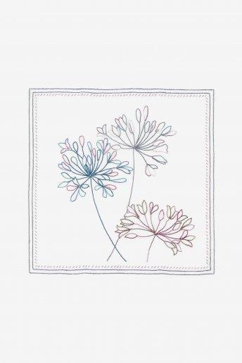 Wind Flower Stitch Therapy Kit